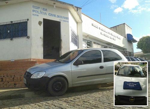 Veículo clonado, furtado em Salvador, é apreendido na Operação 'Pente Fino'