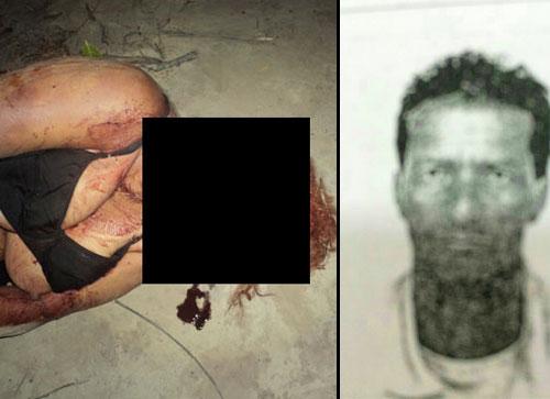 """Autor da Morte Brutal de """"Val Taxista"""" se entrega á polícia na 20ª Coorpin"""