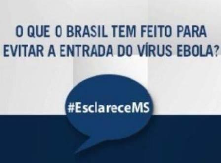 Ebola: Ministério lança campanha contra boatos e Bahia está 'preparada' para evitar epidemia