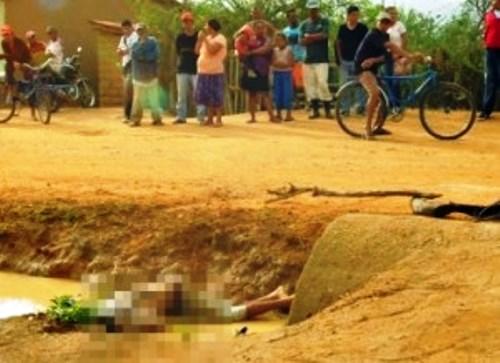 Corpo de agricultor é encontrado em valeta na zona rural de Vitória da Conquista