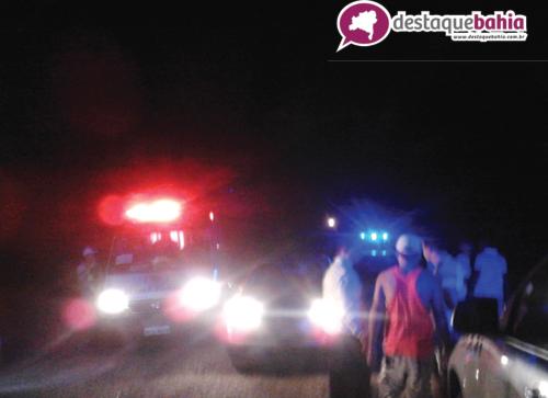 Homem é encontrado morto á tiro na BR-030 próximo a Umburanas