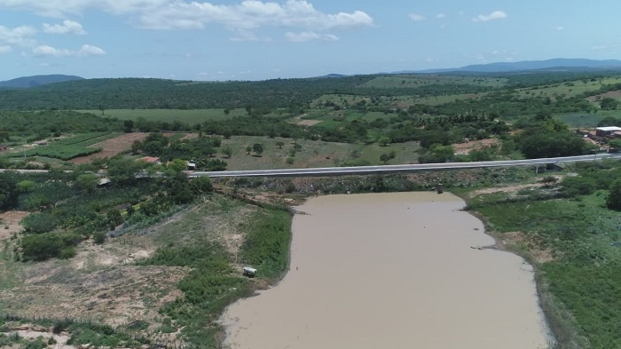Brumado: Ampliação da elevação da Barragem do Caveira é comemorada pelos moradores da região de Ubiraçaba