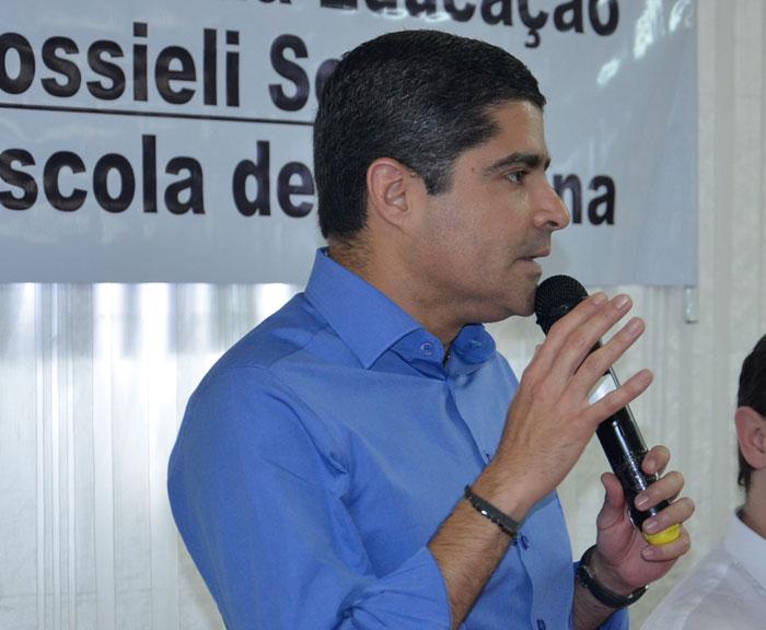 ACM Neto revela sonho de ser presidente do Brasil em nova ferramenta do Instagram