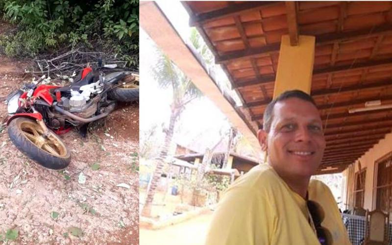 Artista brumadense morre após sofrer acidente motociclístico em estrada vicinal