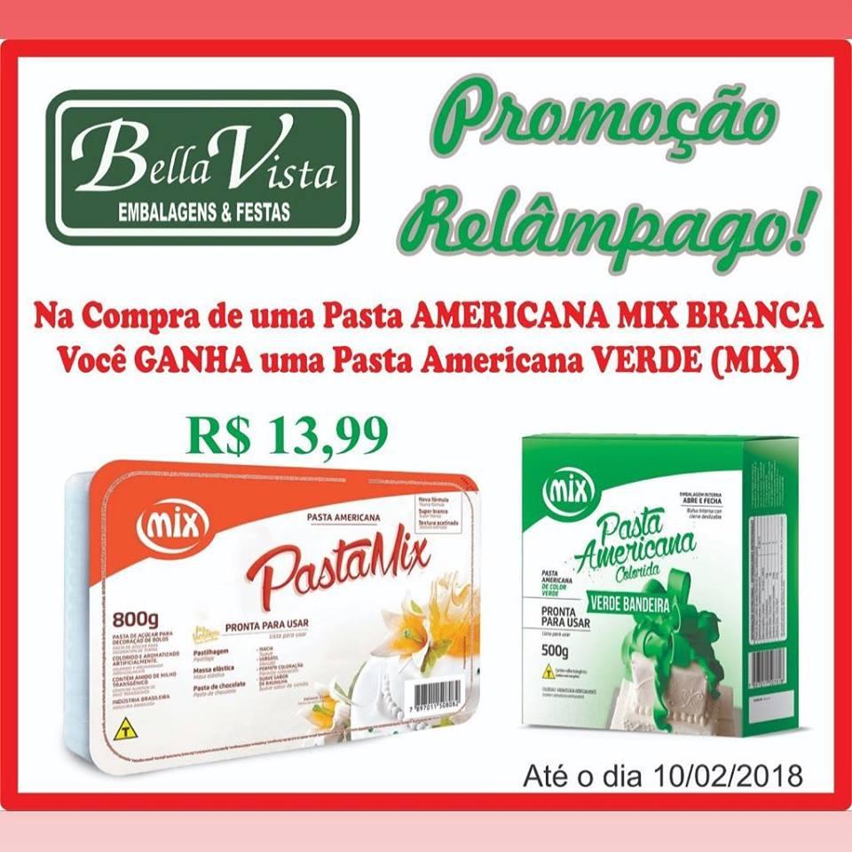 Bella Vista Embalagens continua com uma promoção incrível; confira