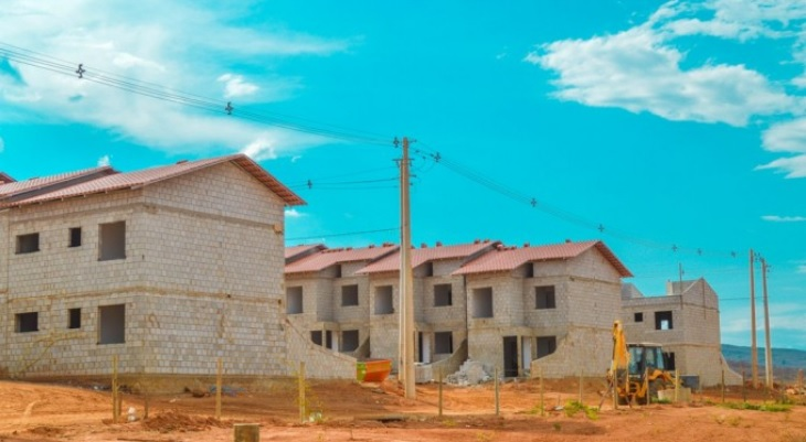 Minha Casa Minha Vida está com 80% das obras concluídas em Caetité