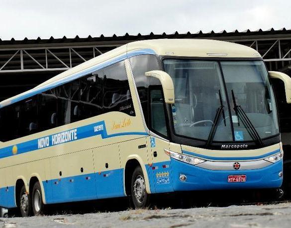 Mulher passa mal e morre dentro de ônibus em Caetité