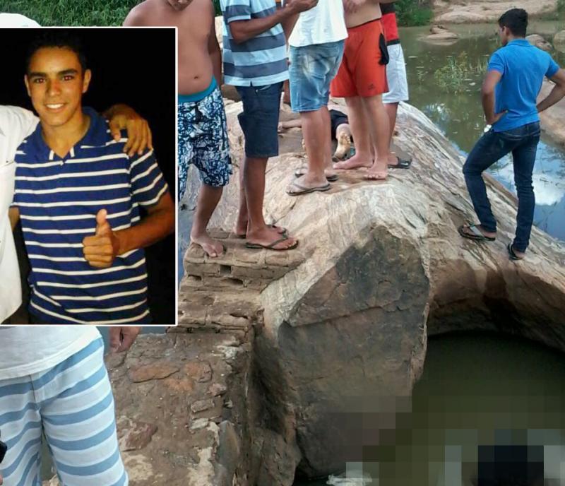 Jovem morre afogado em açude de Sussuarana, distrito de Tanhaçu