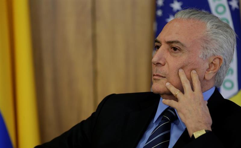 Michel Temer é indiciado pela PF por corrupção passiva , lavagem de dinheiro e organização criminosa