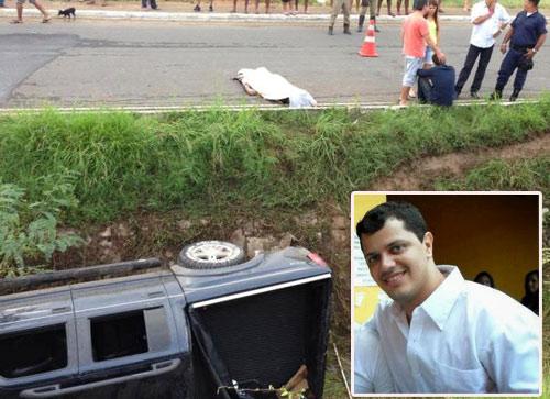 JEQUIÉ: Fisioterapeuta morre em acidente na Av. César Borges ao sair da festa de sua própria formatura