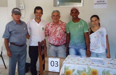 Brumado: Sindicato dos trabalhadores rurais tem novo presidente