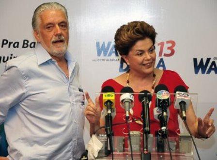 Dilma desembarca na Bahia na próxima terça para anúncio de duplicação da BR-101