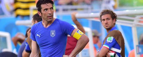 Uruguai abocanha a vaga e elimina a Itália do Mundial