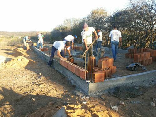 Centro de Recuperação mantido por igreja evangélica começa a ser construído
