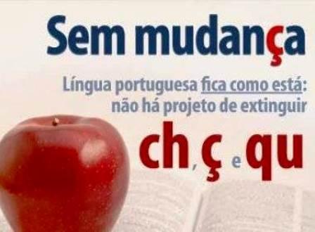 Proposta discute fim do 'ç', 'ch' e 'ss' na língua portuguesa é boato, diz Senador Cyro Miranda