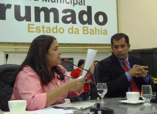 'O CLIMA ESQUENTOU' NA SESSÃO DESTA SEGUNDA NA CÂMARA DE VEREADORES.
