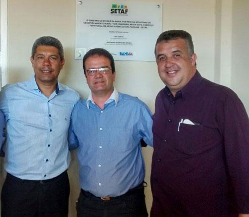 Barra da Estiva é incluída no consórcio Chapada Forte em evento do SETAF que aconteceu em Seabra
