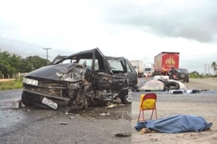 Homem morre em acidente entre Feira de Santana e Serrinha