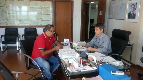 Manutenção será realizada na estrada entre Maetinga e Vila Mariana