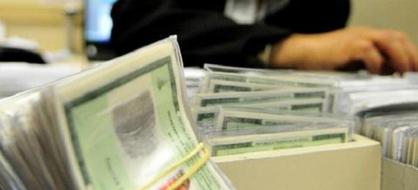 Mais de 1.200 documentos são encontrados no Carnaval pela PM