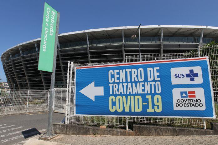 Covid-19: Hospital de Campanha em Salvador será desativado até esta sexta (16)