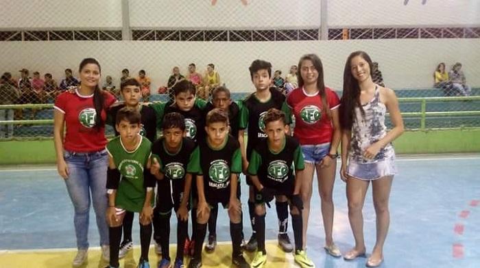 Semifinal do Campeonato Sub 12 acontece em Aracatu neste próximo sábado, 30