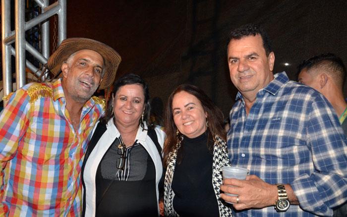 Segunda noite do São Pedro de Aracatu novamente registra grande público e atrações superam expectativas; confiras as fotos