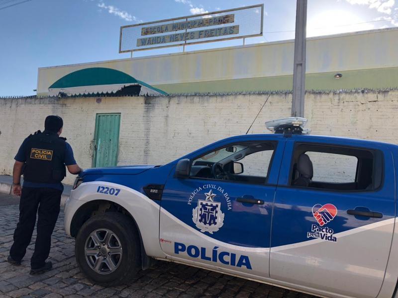 Operação contra tráfico de drogas em escolas termina com 42 presos na Bahia