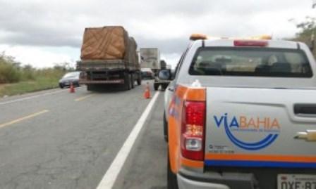 Balanço das estradas federais registra uma morte no feriadão