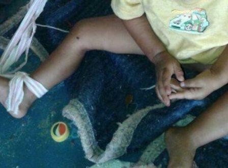 Teixeira de Freitas: Índio de três anos é encontrado amarrado em uma praça