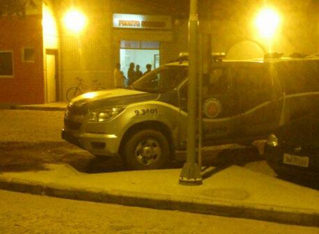 Polícia é recebida á tiros por bandidos dentro de Terreiro de Candomblé