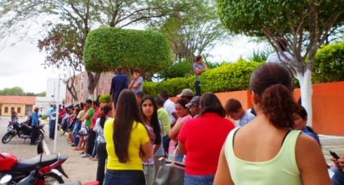 Atendimento  no SAC Móvel em Aracatu só até meio dia desta sexta-feira (25)