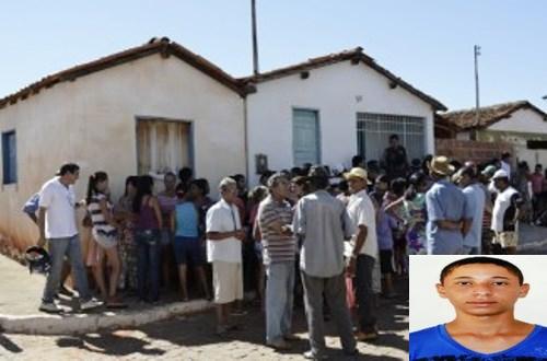 Jovem desaparecido é encontrado morto na casa do vizinho