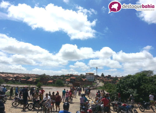 Feriado de Natal é comemorado por muitos ás Margens do Rio do Antônio