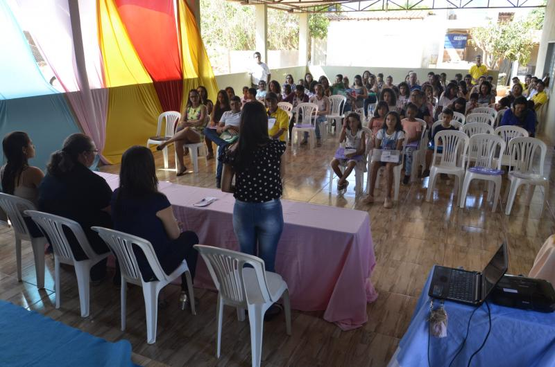 III Conferência Municipal dos Direitos da Criança e do Adolescente é realizada em Guajeru