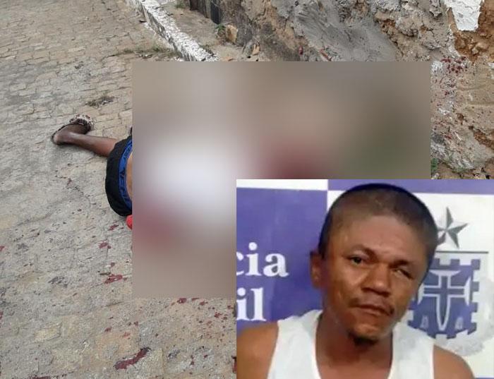 Brumado: 'Davi Cabeça Torta' é morto com golpes de Machado no Bairro São Félix