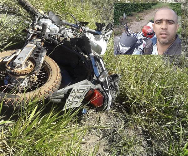 Homem morre vítima de acidente na Ba-142, trecho entre Barra da Estiva e Ibicoara