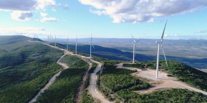 Bahia alcançará primeiro lugar em geração eólica em 2019