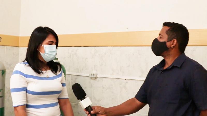 Veja o vídeo: Sala Vermelha e outros benefícios são feitos no hospital de Aracatu em ação de combate ao Corona Vírus