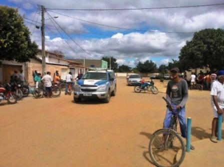 Belo Campo: Tiroteio após assalto aos Correios assusta população