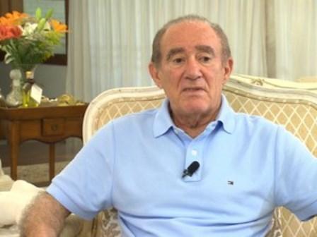 Humorista Renato Aragão volta a ser internado no Rio
