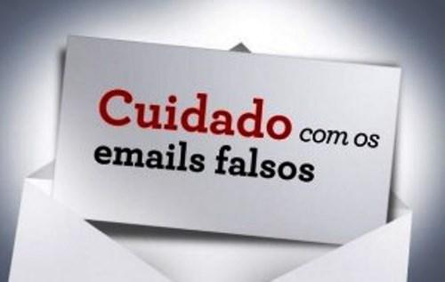 MENSAGENS FALSAS: DETRAN alerta para falso e-mail sobre perda da habilitação