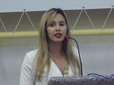 Números da violência contra a mulher foi apresentado pela advogada do CREAS na sessão do legislativo brumadense