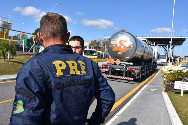 PRF começa nesta sexta-feira Operação Natal