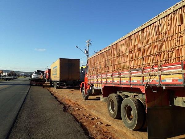 Protestos de caminhoneiros entram no 5º dia na Bahia, mesmo com proposta de acordo apresentada pelo governo