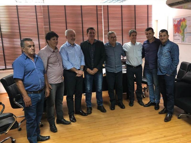 Projeto da estrada entre Mirante e Bom Jesus da Serra já está sendo elaborado