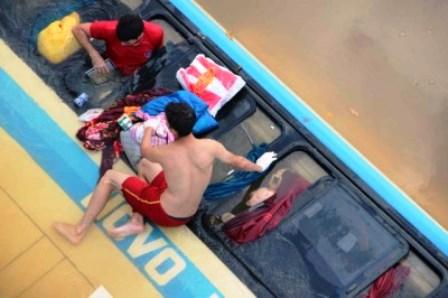 Encontrado corpo da  2ª vítima fatal do acidente com ônibus da Empresa Novo Horizonte na BR-116