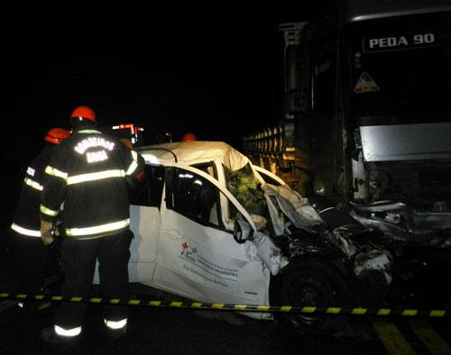 Contendas do Sincorá: secretário de saúde morre em um grave acidente automobilístico