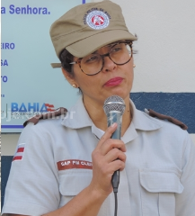 Livramento: Major Cleise Delfino assume o comando da  46ª CIPM