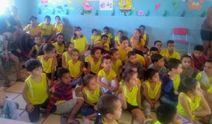 Prefeitura de Malhada de Pedras realiza mais uma ação do Programa Saúde na Escola